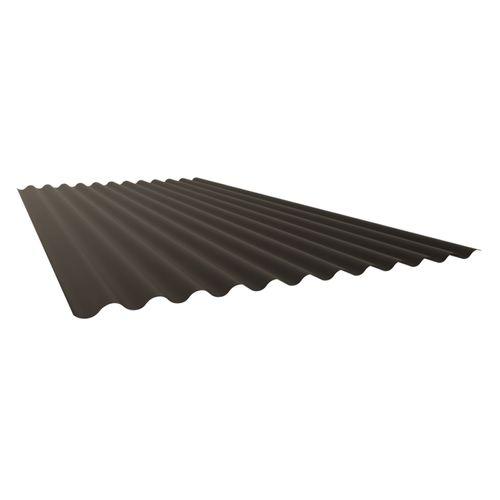Armorsteel 845 x 1800mm Ironsand 0.4 Corrugated Roofing Steel