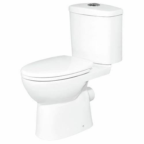 Estilo WELS 4 Star 3.4L/min Close Coupled Rimless P Trap Toilet Suite