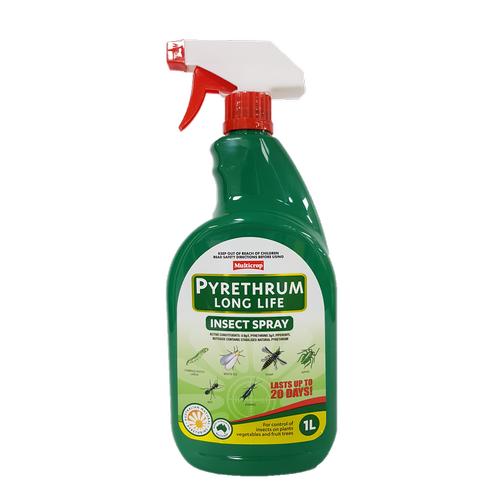 Multicrop 1L Pyrethrum Long Life Insecticide