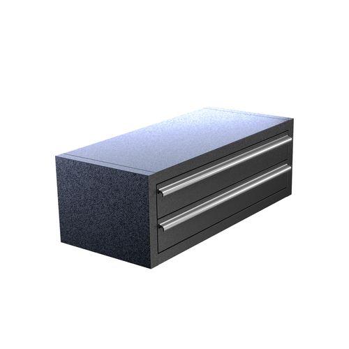 Rack It 900x305x400mm PRO 2 Drawer Unit