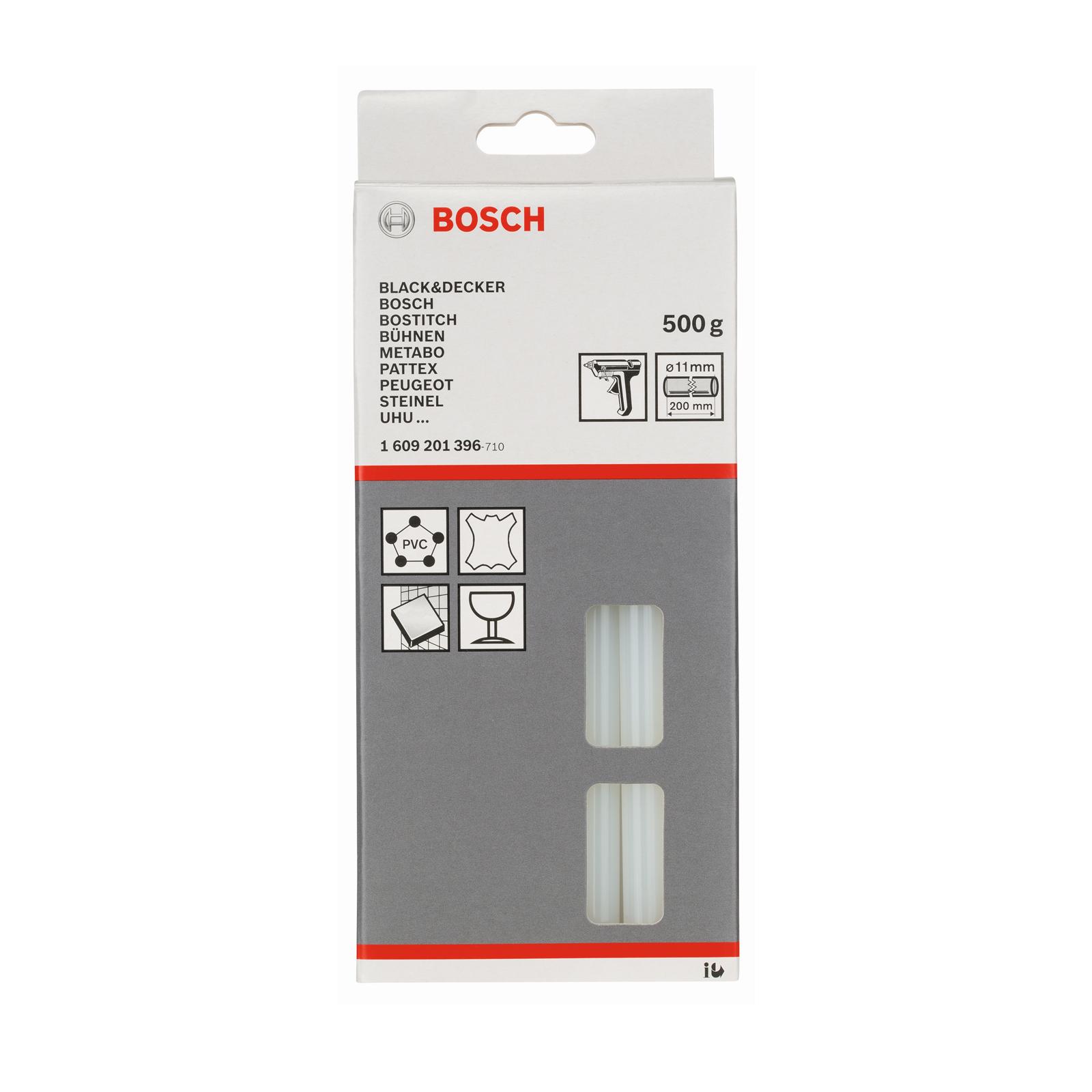 Bosch 200mm Glue Stick - 25 Pack