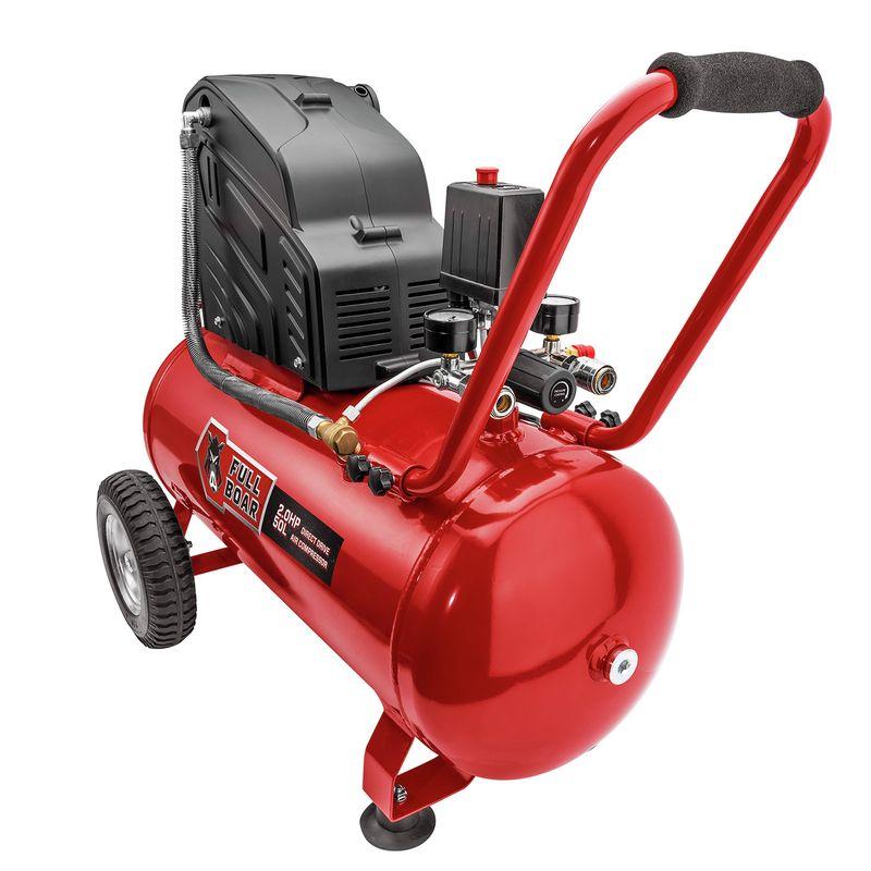 2HP 50L Oil Free Direct Drive Air Compressor