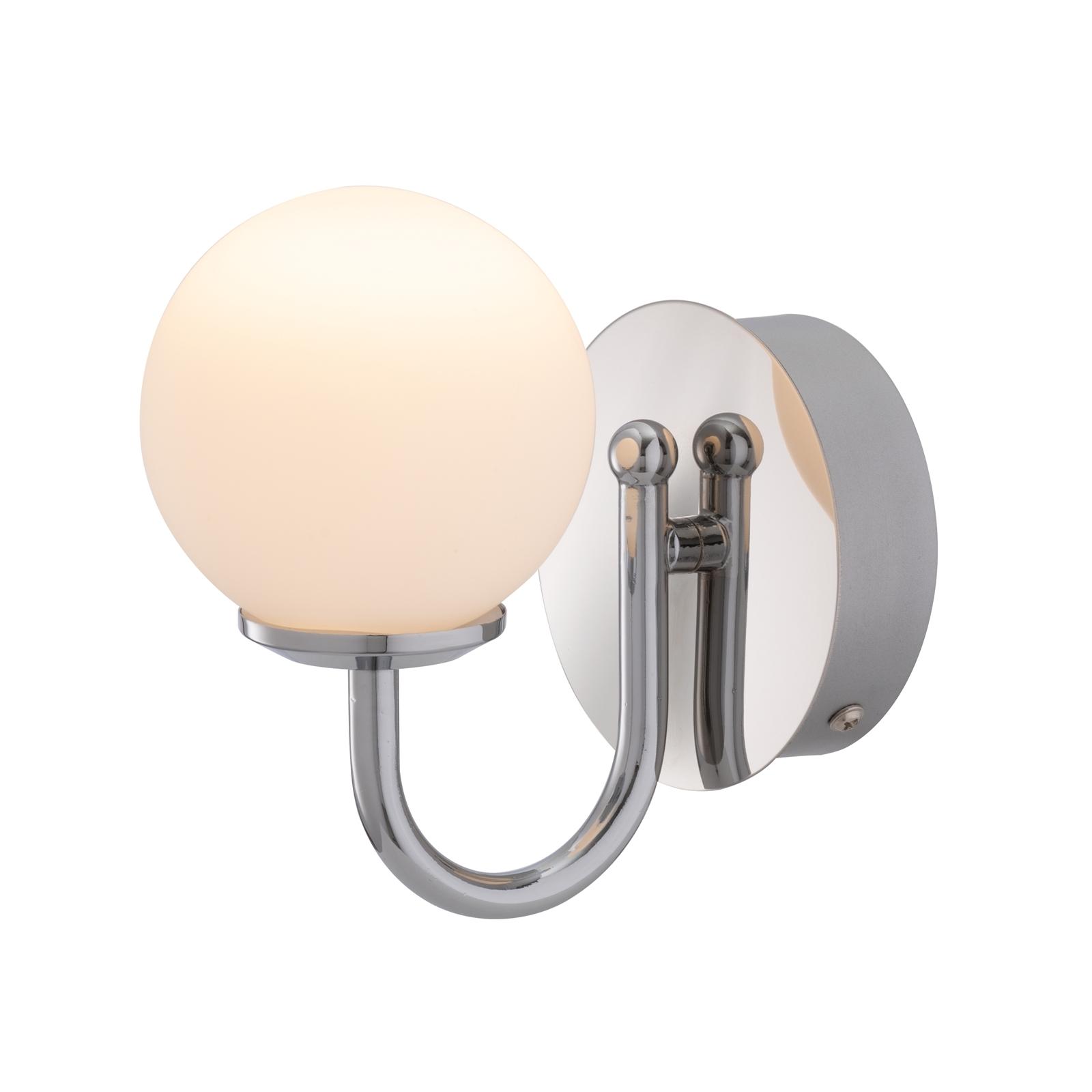 Verve Design 6W Chrome Victoria Bathroom Vanity Light