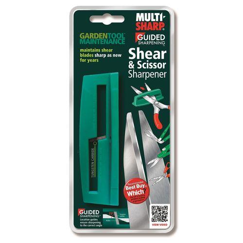 Multi - Sharp Shear And Scissor Sharpener
