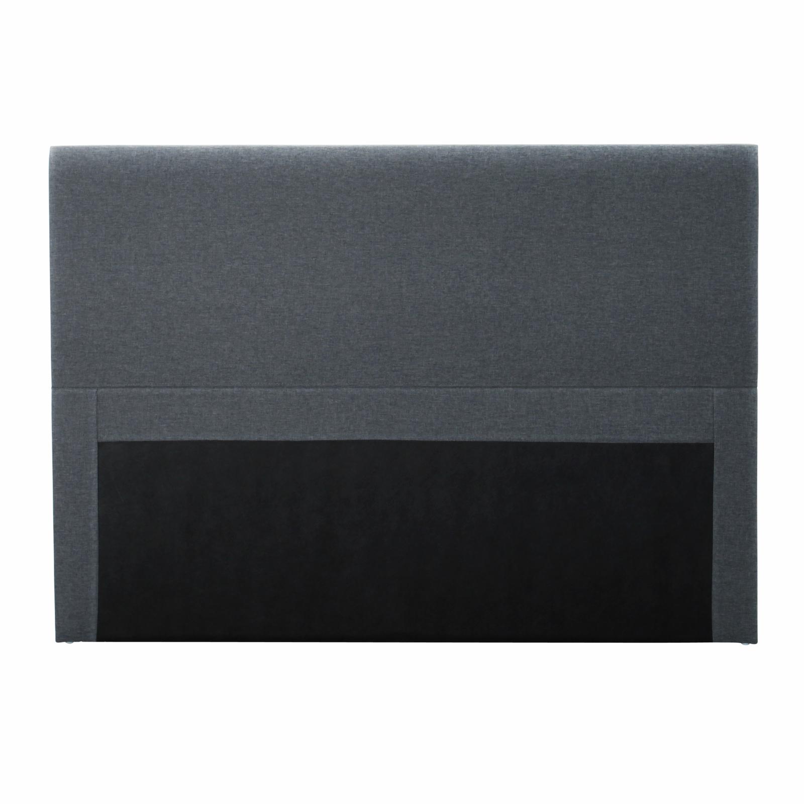 The BO-Living Isabel Dark Grey Queen Headboard