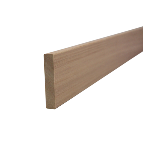 91 x 18mm Cedar Pencil Round Screening - Linear Metre
