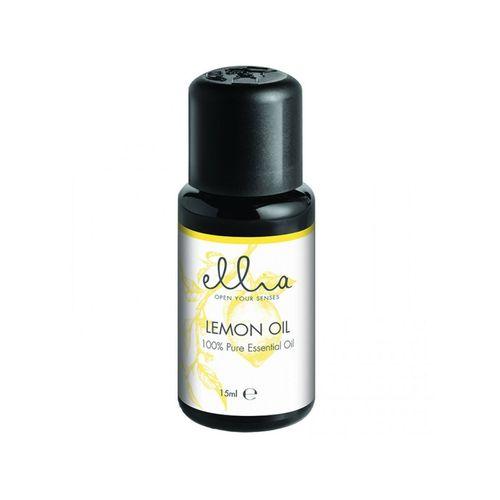 Homedics Ellia Lemon Essential Oil Blend 15ml Aromatherapy for Diffuser