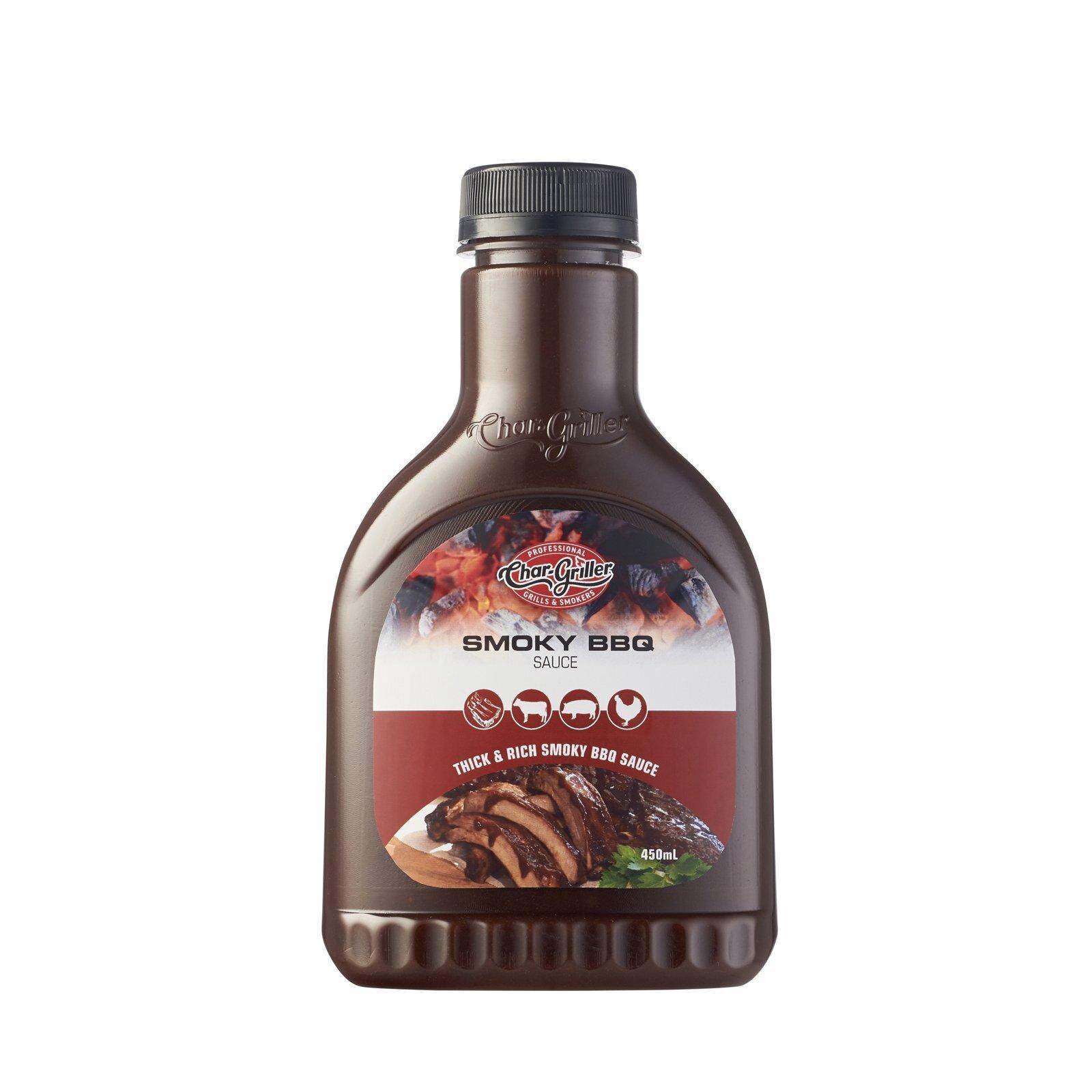 Char-Griller 450ml BBQ Sauce