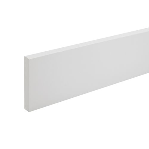 Woodhouse 66 x 11mm 5.4m DAR Finger Jointed Primed Pine