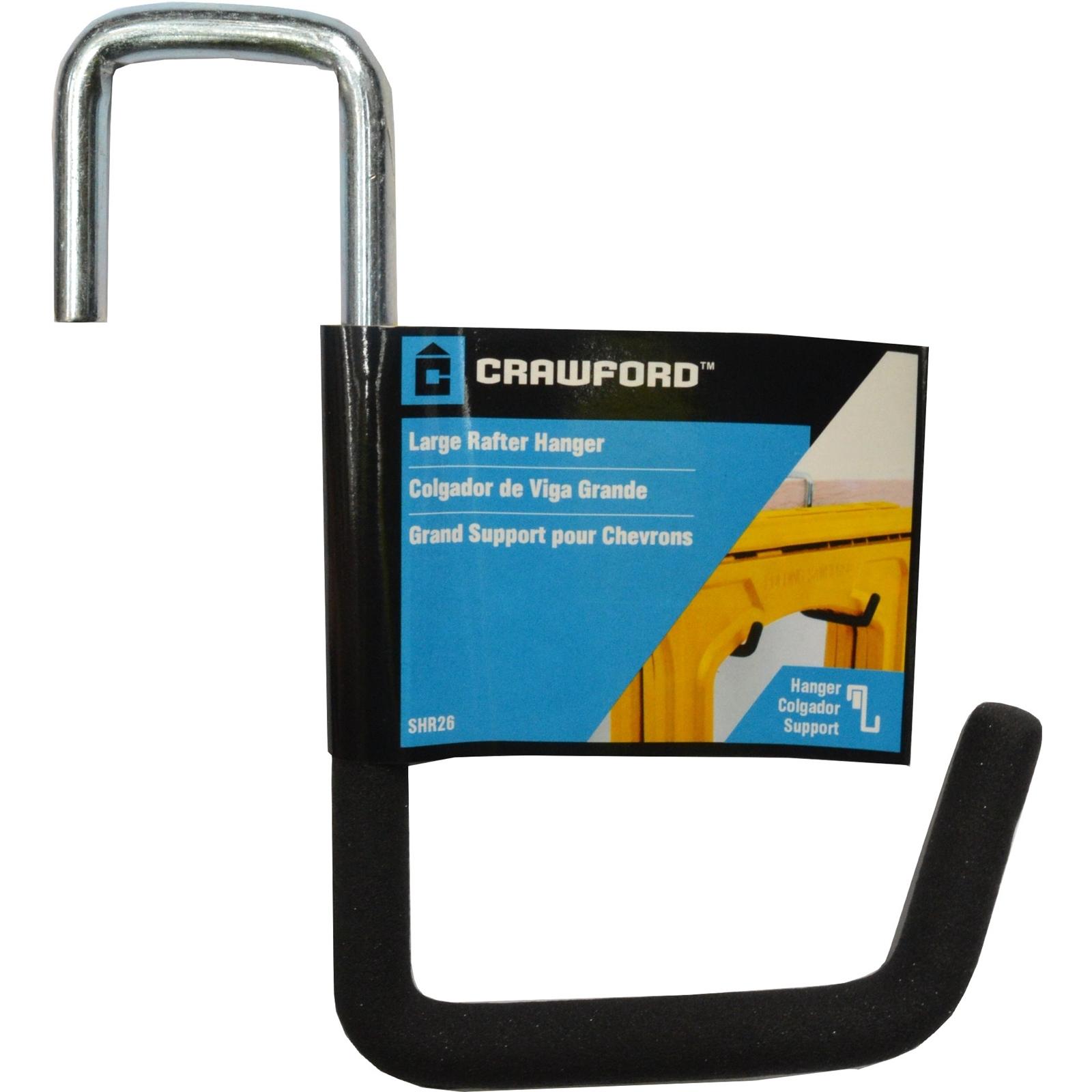 Crawford 200 x 130mm Garage Rafter Hanger Super Hook