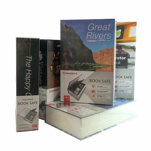Sandleford 240 x 155 x 55mm Safe Book