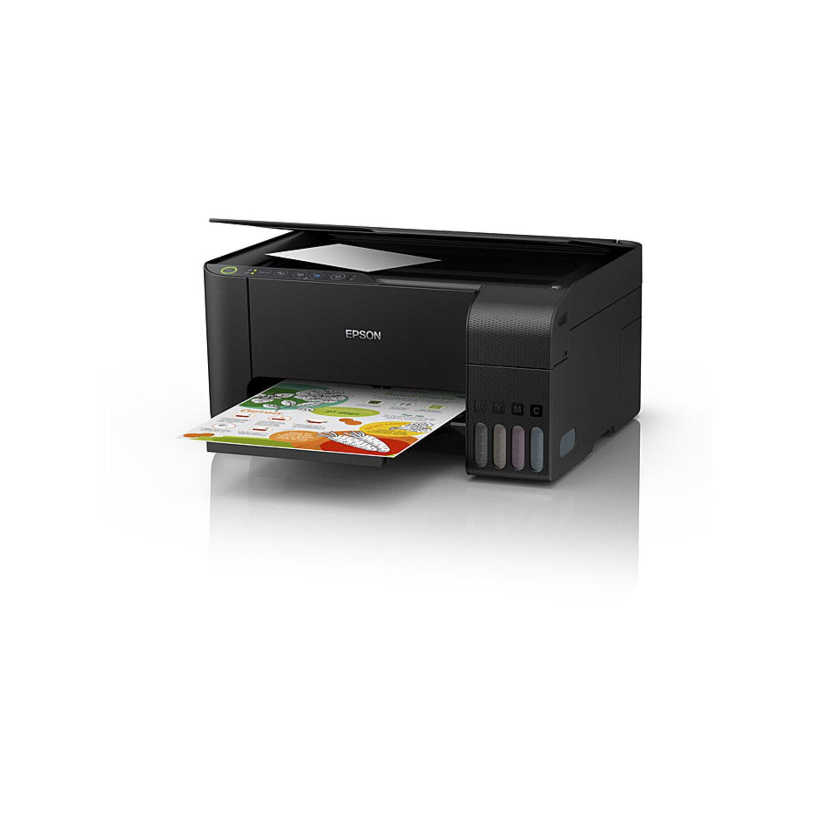 Epson EcoTank ET-2710 Inkjet MFP - Print, Copy, Scan, Wi-Fi