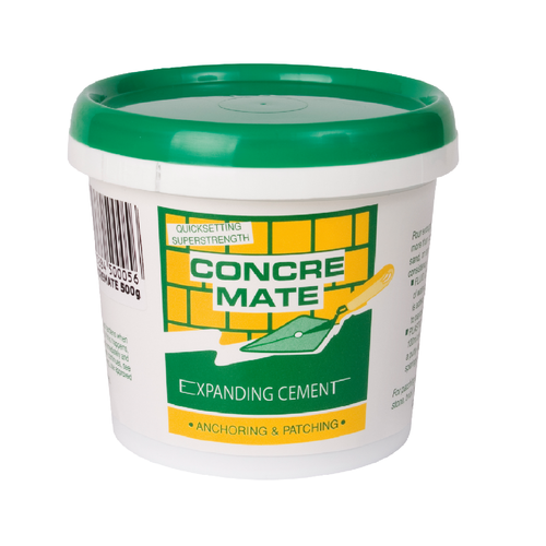 Timbermate 500g Concremate Expanding Cement