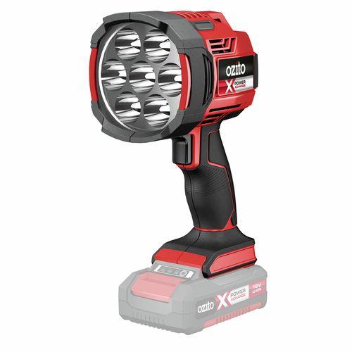 Ozito PXC 18V Cordless LED Spotlight