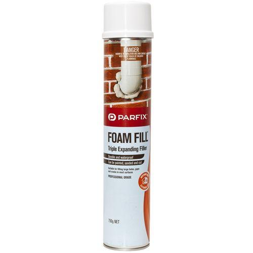 Parfix 750g Expanding Foam Filler