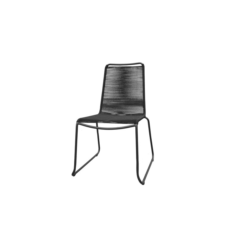 Mimosa rope dining chair