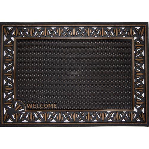 Bayliss 55 x 79cm Bronze / Silver Sterling Outdoor Mat