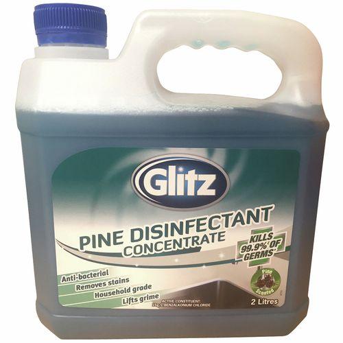Glitz 2L Pine Disinfectant