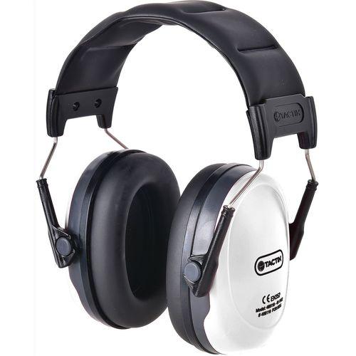 Tactix White Children's Ear Muffs