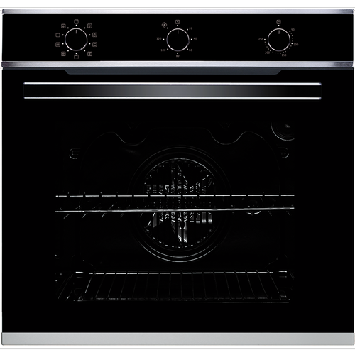 Everdure 60cm Black 9 Function Built In Electric Oven