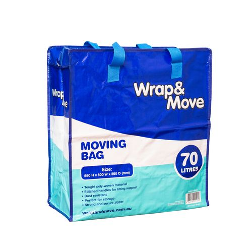 Wrap & Move 70Lt Moving Bag