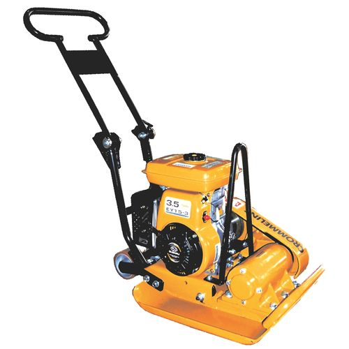For Hire: Large Compactor - 4hr