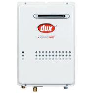 Dux 21L/min Condensing Continuous Flow Water Heater - 50° LPG