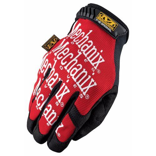 Mechanix Wear Red Original Gloves - Medium