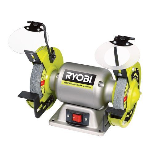 Ryobi Bench Grinder  250W 150mm