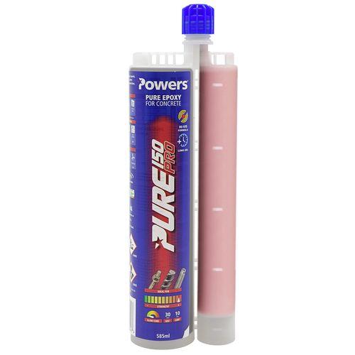 Powers Pure150 Pro Epoxy For Concrete