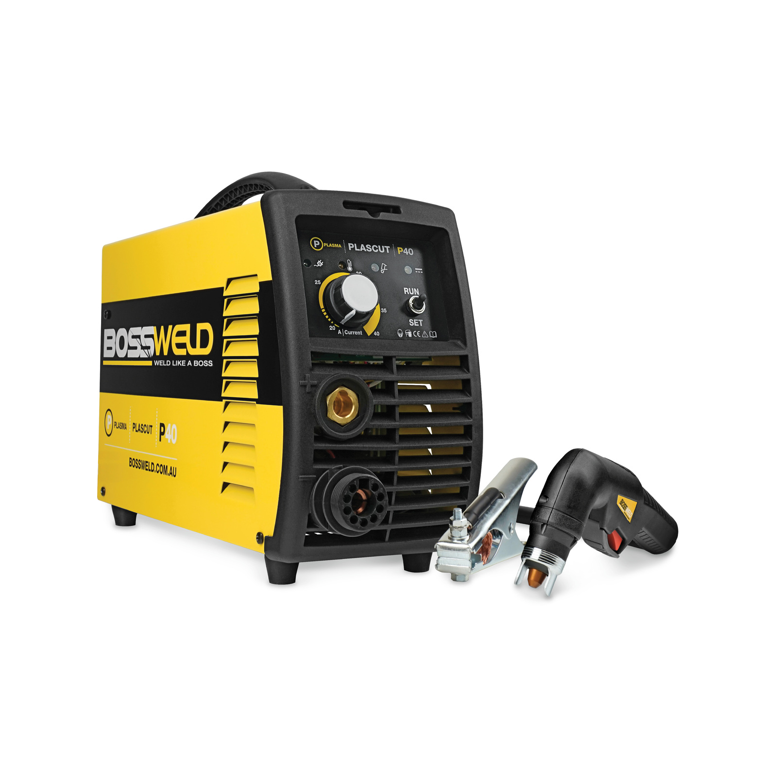 Bossweld 40 Amp P40 Plasma Cutter Inverter