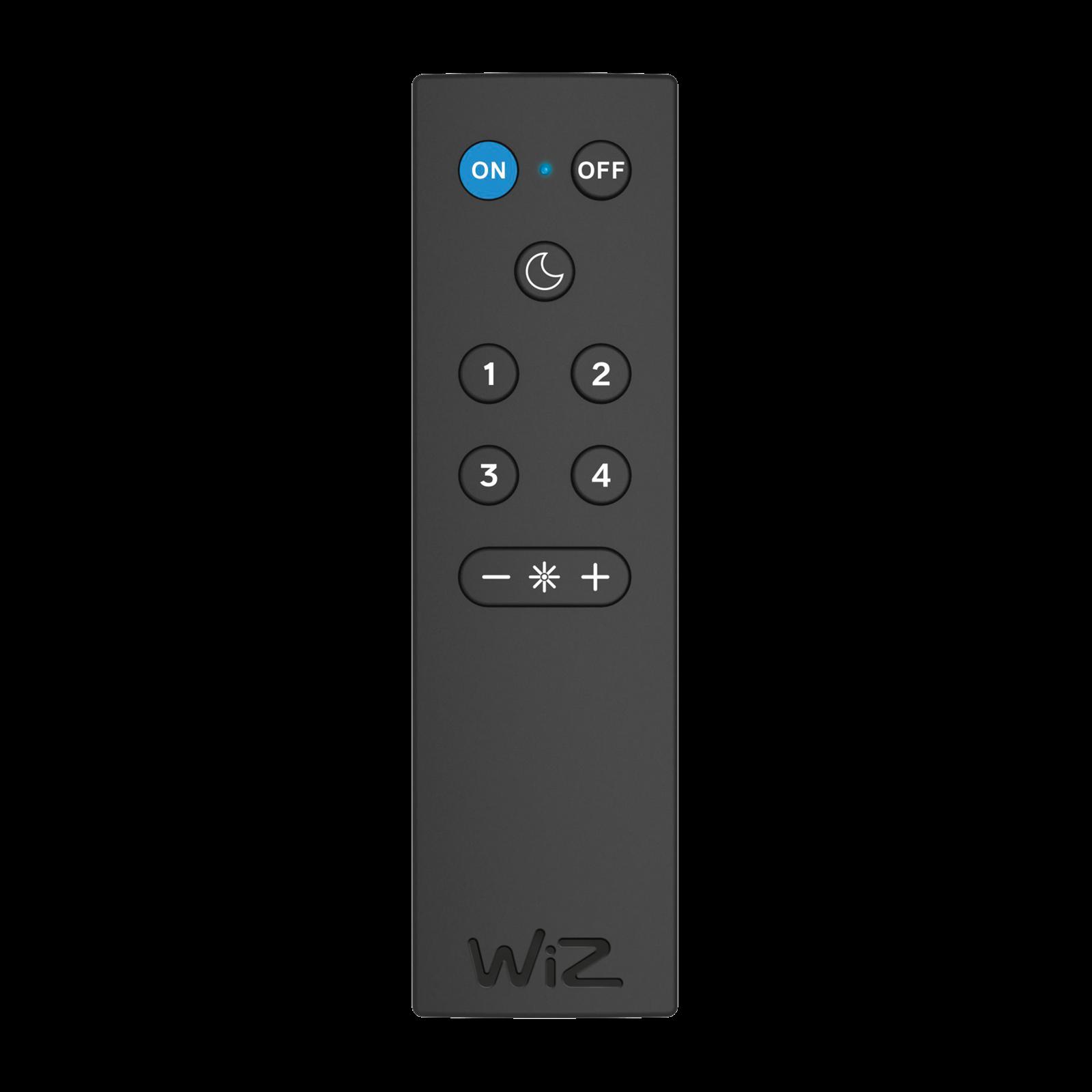 WiZ Black Wi-Fi Remote Control