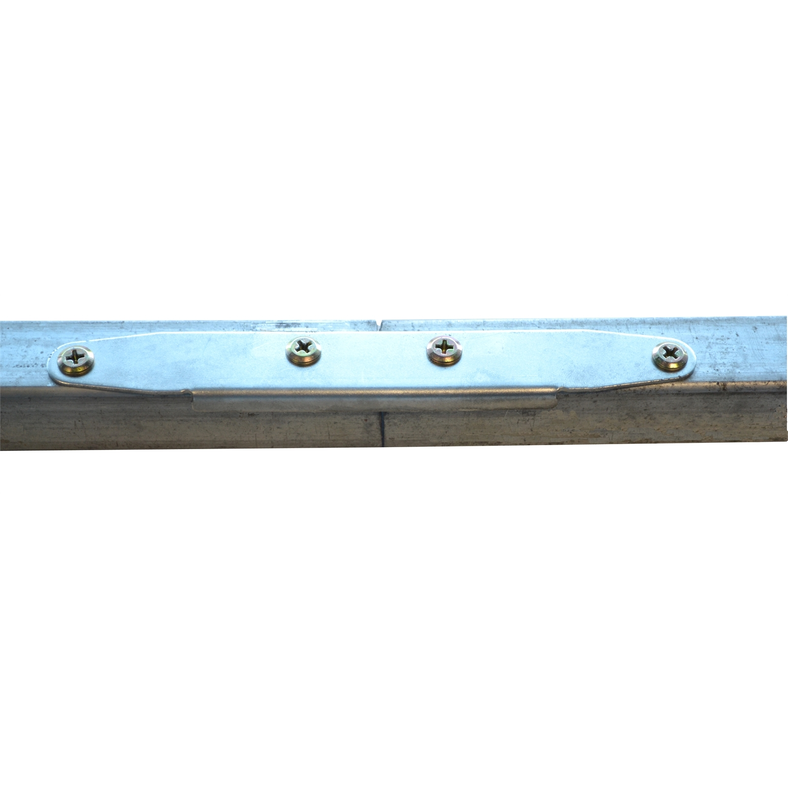 Metal Mate 165 x 21 x 7 x 1.5mm Galvanised Steel Joiner Plate