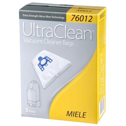 UltraClean Miele Vacuum Bags - 5 Pack