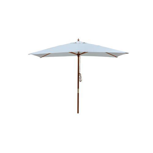 Mimosa Woolamai Rectangle Market Umbrella
