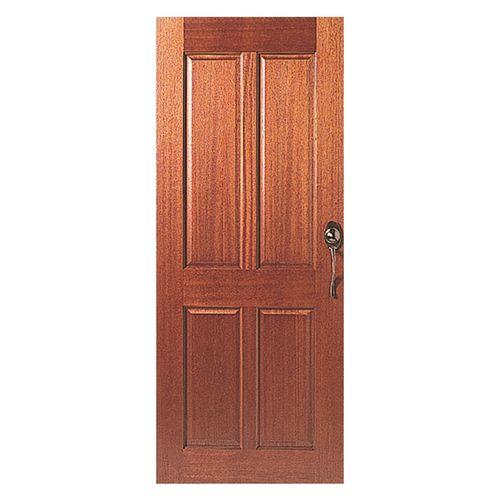 Hume Doors & Timber 2040 x 820 x 40mm Lincoln Entrance Door