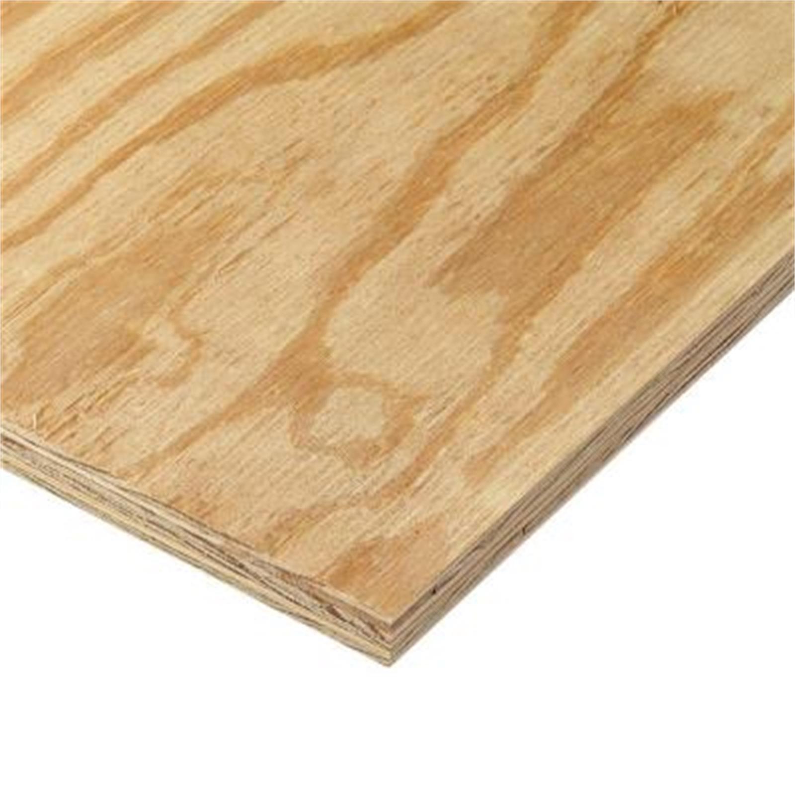 Project Panel 1220 x 2440mm 3mm Premium BC Plywood