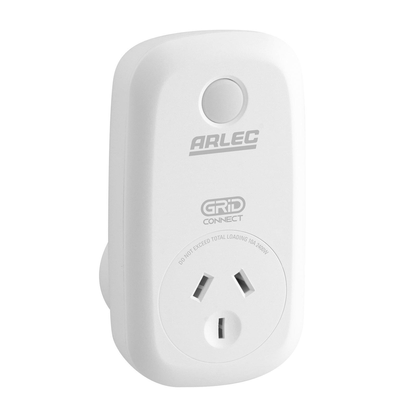 Arlec Grid Connect Smart Plug In Socket