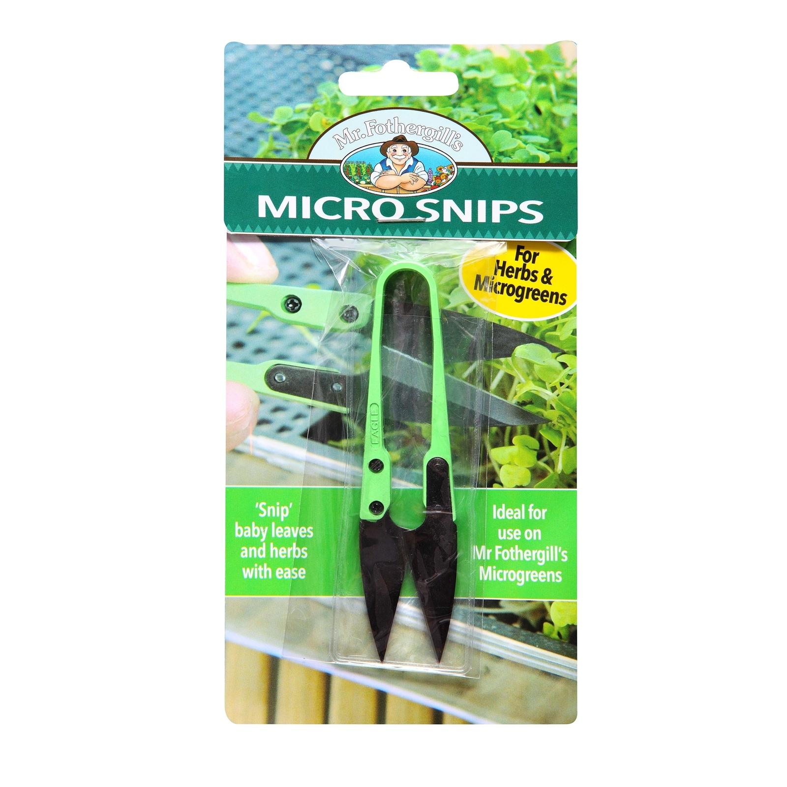 Mr Fothergill's Micro Snips