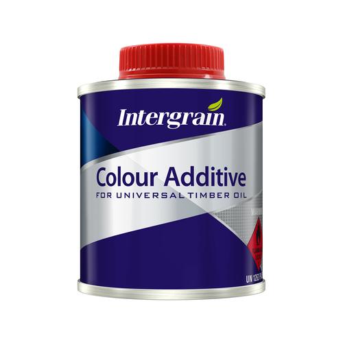Intergrain 200ml Rusted Red Colour Additive