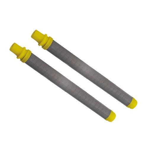 Titan Yellow Airless Spray Gun Filter - Suits Size 13-15 Orifice - 2 Pack