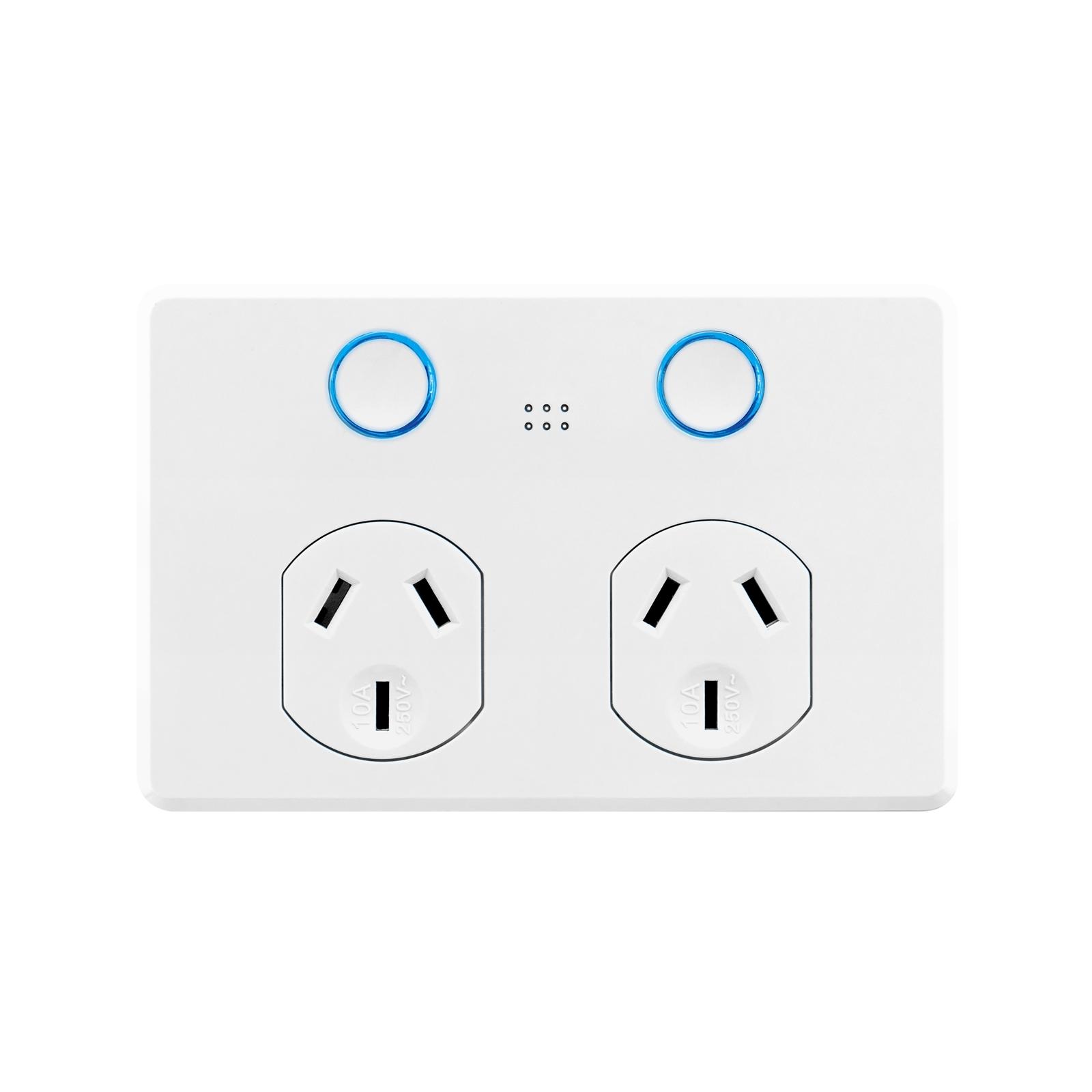 Deta Grid Connect Smart Double Touch Power Point