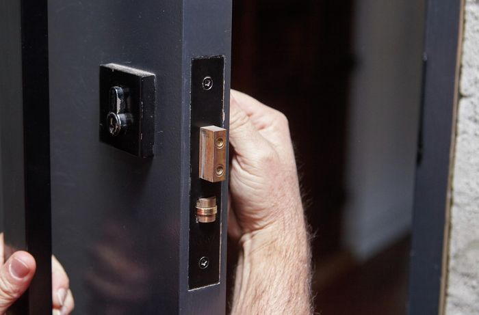 DIY Step Image - How to secure your home . Blob storage upload.