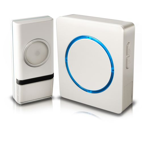Swann Compact Backlit Wireless Door Chime