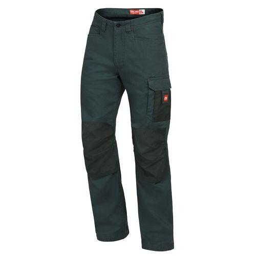 Hard Yakka Cargo Pants - 77R Green