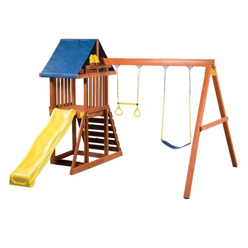 Swing Slide Climb Flinders Play Set