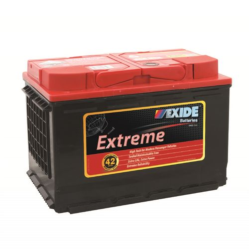 Exide Extreme XDIN66HDMF Vehicle Battery