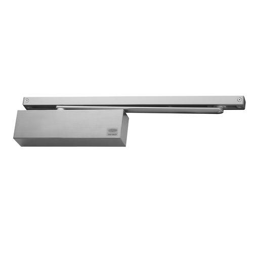 Lockwood Silver 7726 Series Adjustable Door Closer