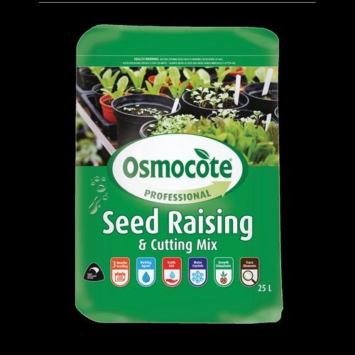 Scotts Osmocote Professional 25L Seed Raising And Cutting Mix