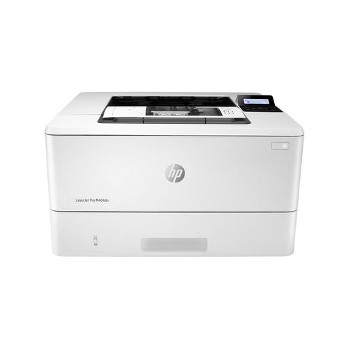 HP LaserJet ProM404dn A4 Mono Laser Printer with Genuine HP Toner - Bundle